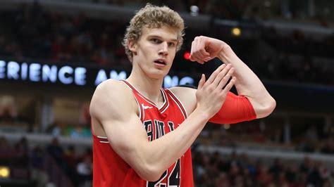 Bulls' Lauri Markkanen earns All-Rookie first-team honors ... Bogdan Bogdanovic