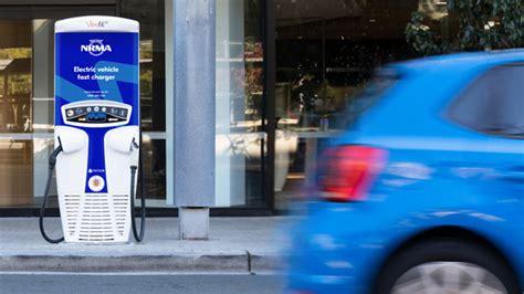 nrma choose australian leader tritium   electric vehicle fast charging network  nrma