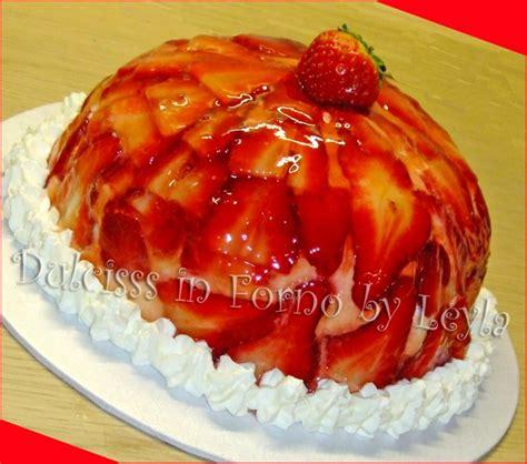 bagna per torte alla fragola torta di fragole rovesciata ricetta passo passo torta di