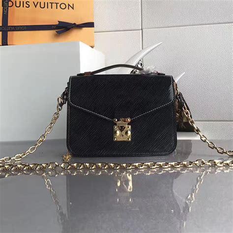 Louis Vuitton Lv Metis Bnib Black louis vuitton pochette metis mini black m54991
