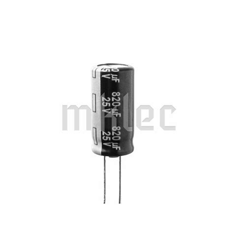 panasonic capacitor ripple current 820uf 25v low impedance electrolytic capacitor panasonic