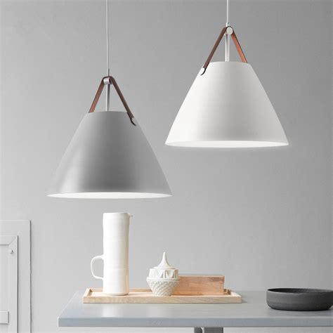 White Pendant Lights Kitchen Aliexpress Buy Nordic Pendant Light Cone White Pendant L For Kitchen Hanging L Home