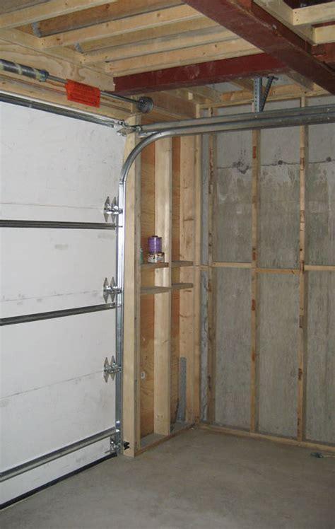 detail overhead door home building  vancouver