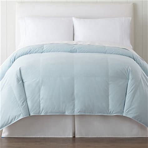 jcpenney down comforter jcpenney home classic down feather comforter