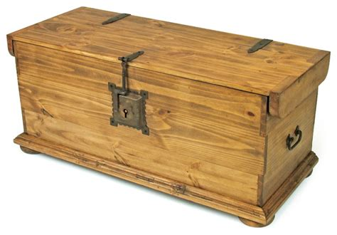 Rustic Pine Coffee Table Trunk Traditional Coffee Pine Chest Coffee Table