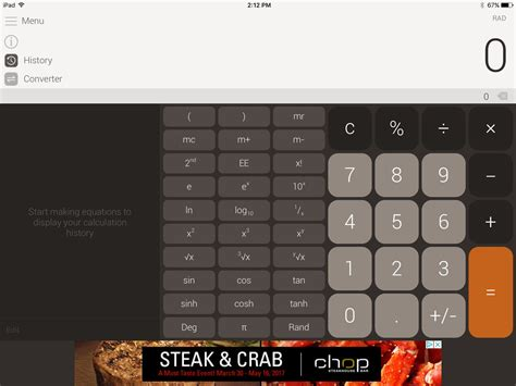 calculator on ipad best calculator apps for ipad imore