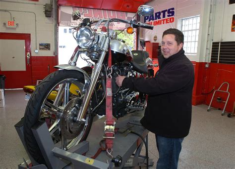 boat parts quincy ma quincy man picks up where he left off with motorcycle and
