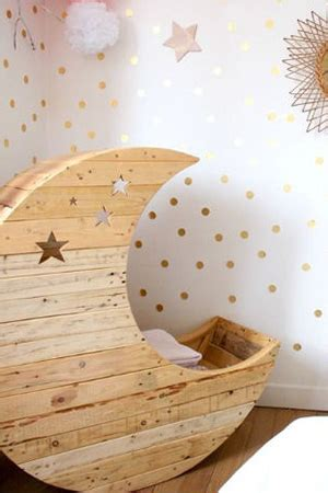 baby moon  stars nursery ideas diy crafts  decor