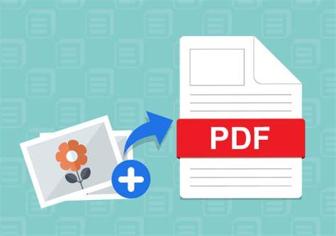 imagenes a pdf en mac c 243 mo insertar una imagen en un archivo pdf