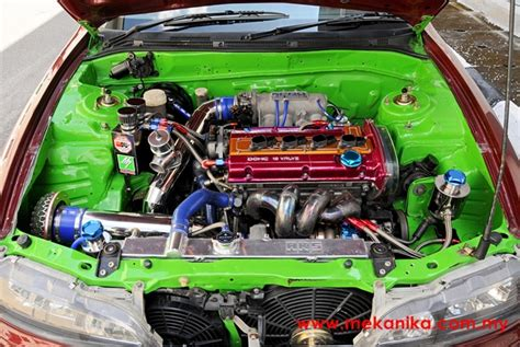 Water Mitsubishi Kuda 1 6 proton perdana 1 8 gsr mekanika permotoran gaya baru