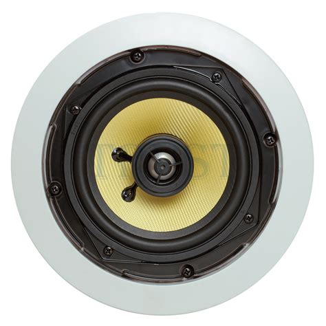 In Ceiling Speakers Home Theater by In Wall Ceiling Home Theater Speakers Ebay