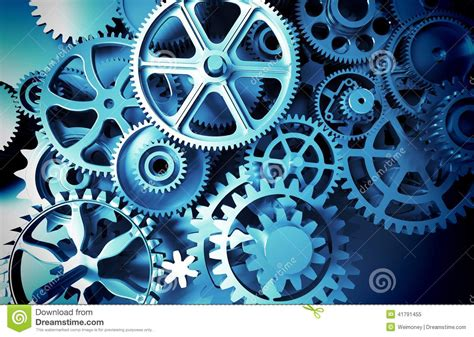 Toothed Wheel interlocking industrial metal gears toothed wheel stock