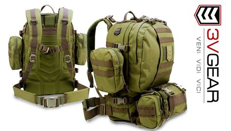 Day Pack Georn 3v gear paratus 3 day operator pack