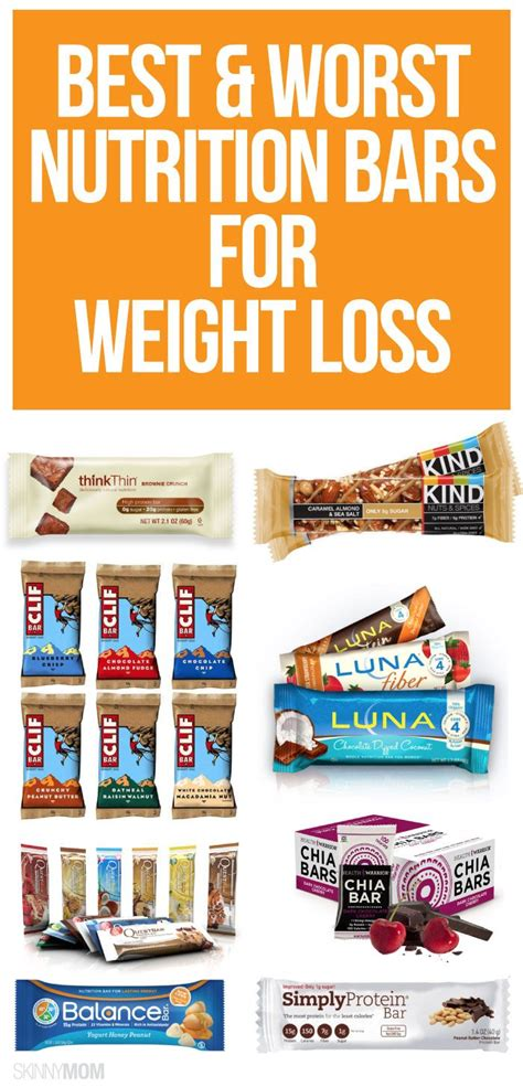 Top Protein Bars For Weight Loss by 46 Best Images About Nutrition On