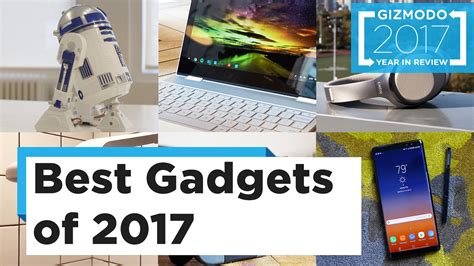 coolest gadgets 2017 the 20 coolest gadgets of 2017 gizmodo australia