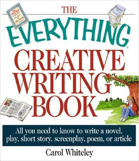 Book Review Everything A Needs To About Football By Simeon De La Torre And Brown by The Everything Creative Writing Book All You Need To