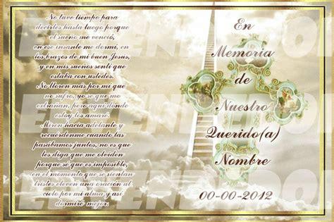 Tarjetas De Aniversario Para Difuntos   para tarjetas aniversario difuntos recuerdos picture