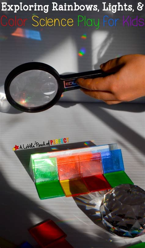 light experiments for kids 113 best images about science light color on pinterest