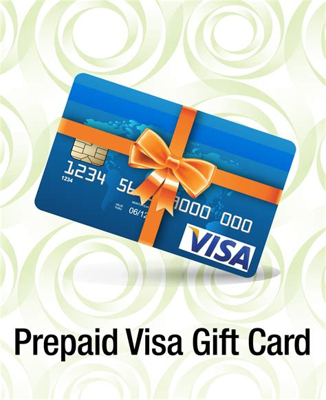 5 Visa Gift Card - 25 sme prepaid visa gift card 2500 point
