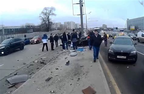 Lamborghini Death by Dmitry Shcherbatov Died In Lamborghini Crash In Russia