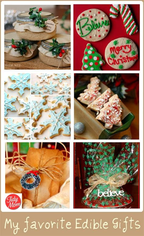 Edible Gifts - diy edible gifts recipesbnb