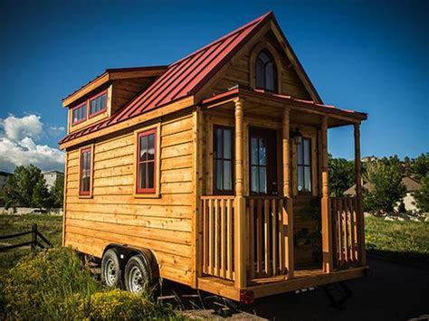 Walden Tiny House With Dormers Tiny House Plans With Dormers
