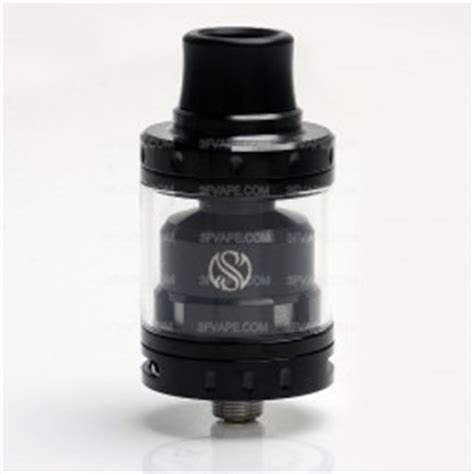authentic obs engine nano rta silver 5 3ml 25mm