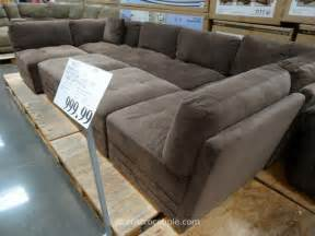 Lovesac Sectionals Marks And Cohen Hayden 8 Piece Modular Fabric Sectional