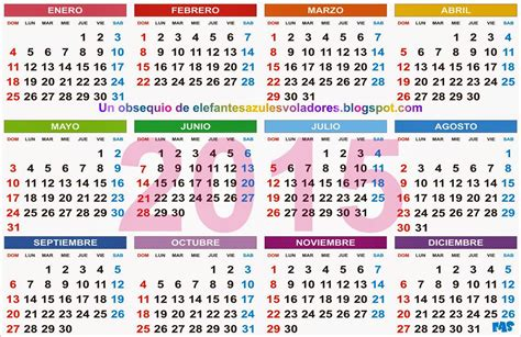 Calendario 2015 Para Imprimir Calendario 2015 Chile Calendar Template 2016