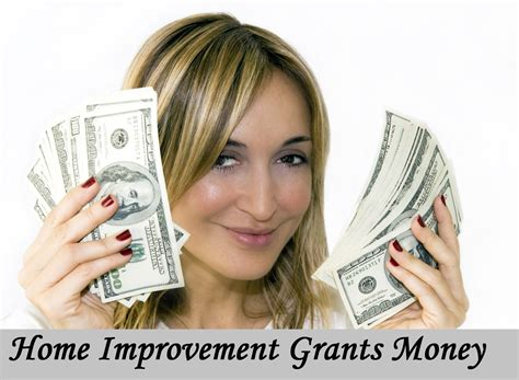 home improvement grants for single free home