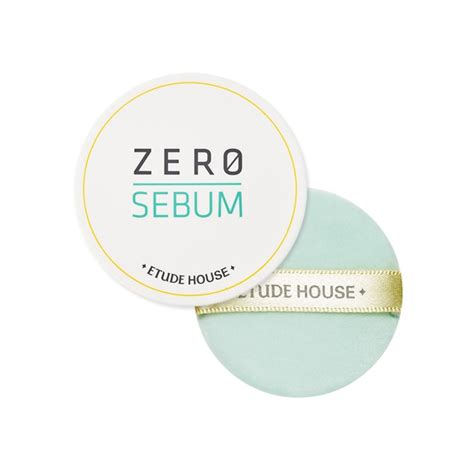 Etude House Zero Sebum Dying Powder etude house zero sebum drying powder 6g free gifts ebay