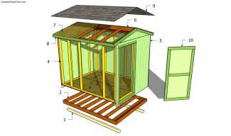 garden shed plans free free garden plans how to build