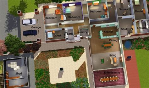 cool sims 2 house designs 17 spectacular the sims 2 house plans house plans 45555