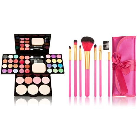 7 Make Up Items For 40 by Professional Makeup Set Eyeshadow Pallet Makeup Palette