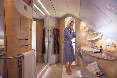 emirates a380 bathroom emirates reintroduces airbus a380 to joburg route how