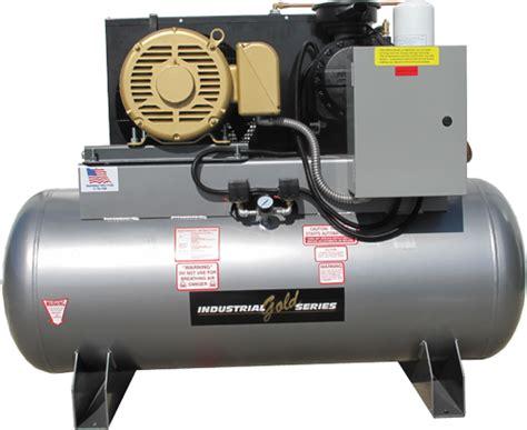 hp  gal horizontal rotary screw air compressor  ph