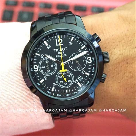 jual jam tangan pria tissot  chrono  hargajam cowok