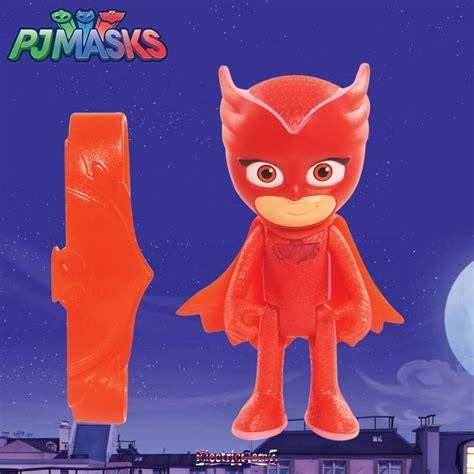 Pj Masks Light Up Figure With Bracelet Owlette pj masks light up figure owlette