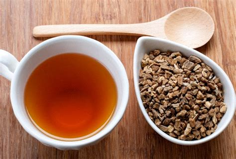 Burdock Root Detox Tea by 8 Teas For Beautiful Skin