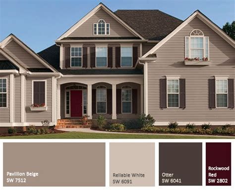 house painting colors best 25 exterior paint combinations ideas on