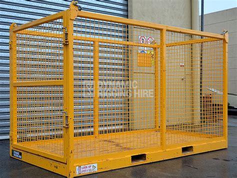 2t goods cage hire melbourne sydney brisbane