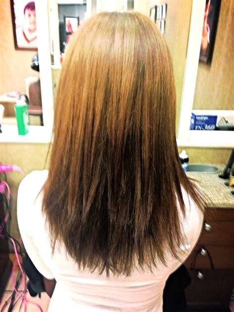 short hair w reverse ombre hair the gallery for gt brown black reverse ombre hair