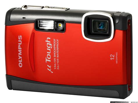 Olympus Rugged Review by Olympus Unveils Stylus Tough 6010 Rugged Compact Digital