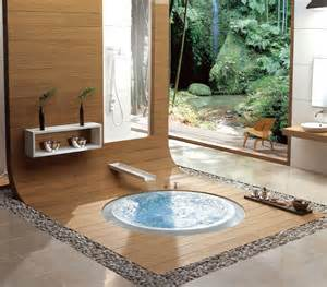 Hydrotherapy Bathtubs 18 Ideas Of Bathroom Design With Natural Influences