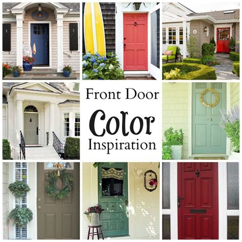 door colors for white house 31 best ideas about front door paint ideas on pinterest