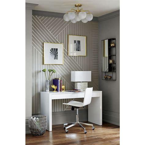 White Lacquer Desk Accessories Runway White Desk Pendant Lighting Desk Supplies And White Lacquer Desk