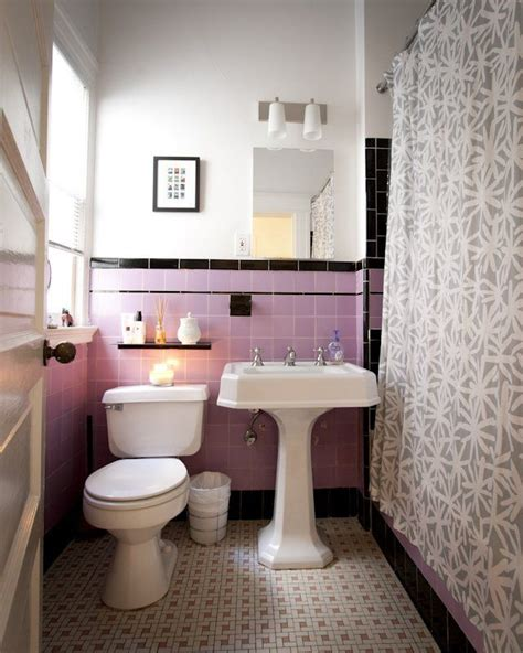 4x4 bathroom tile 34 4x4 pink bathroom tile ideas and pictures