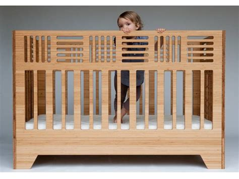 Used Crib Bedding Eco Friendly Io Crib From Kalon Studios Can Be Used Until