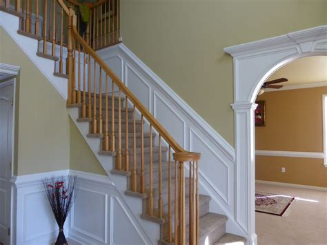 molding designs for house foyer design foyer designs by crown molding nj llc