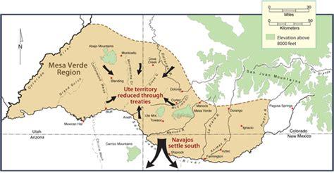 historic pueblo ute navajo european peoples  mesa